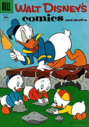 Walt Disney's Comics and Stories Vol 1 185