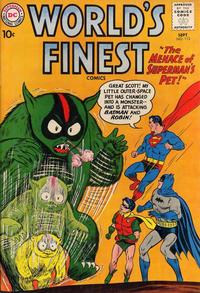 World's Finest Comics Vol 1 112