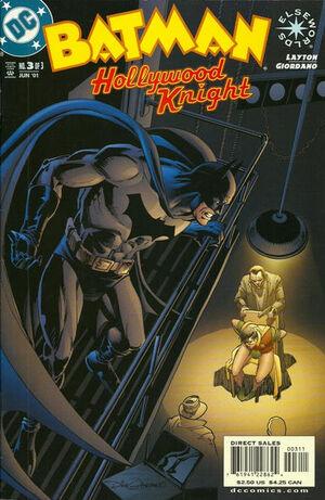 Batman Hollywood Knight Vol 1 3