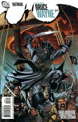 Batman The Return of Bruce Wayne Vol 1 3