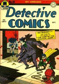 Detective Comics Vol 1 91