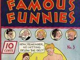 Famous Funnies Vol 1 3