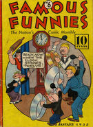 Famous Funnies Vol 1 6