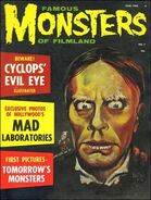 Famous Monsters of Filmland Vol 1 7-C