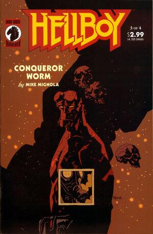 Hellboy Conqueror Worm Vol 1 3