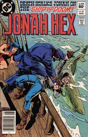 Jonah Hex Vol 1 63