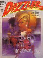 Marvel Graphic Novel 12