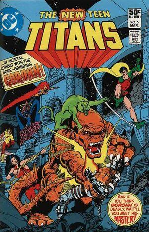 New Teen Titans Vol 1 5