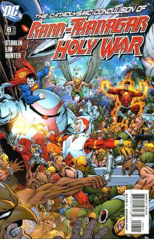Rann-Thanagar Holy War Vol 1 8