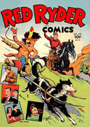 Red Ryder Comics Vol 1 18