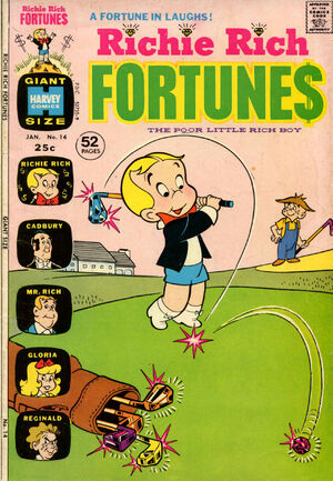 Richie Rich Fortunes Vol 1 14