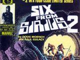 Six From Sirius Vol 2 2