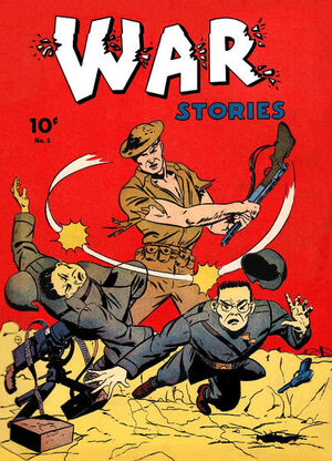 War Stories Vol 1 5