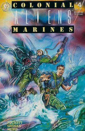 Aliens - Colonial Marines 4