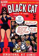 Black Cat Comics Vol 1 8