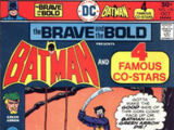 Brave and the Bold Vol 1 130
