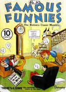 Famous Funnies Vol 1 30