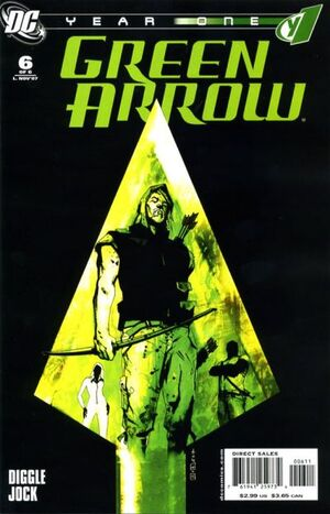 Green Arrow Year One Vol 1 6