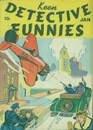 Keen Detective Funnies Vol 1 5