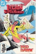 Legion of Super-Heroes Vol 2 321