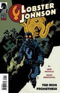 Lobster Johnson The Iron Prometheus Vol 1 1