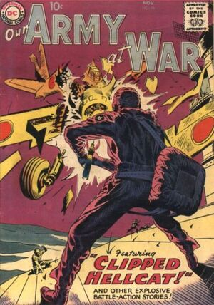 Our Army at War Vol 1 76