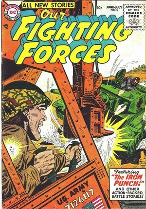 Our Fighting Forces Vol 1 5