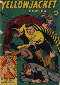 Yellowjacket Comics Vol 1 3
