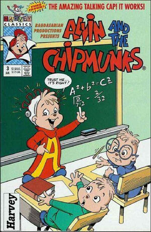 Alvin and the Chipmunks Vol 1 3