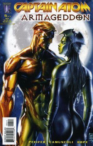 Captain Atom Armageddon Vol 1 6