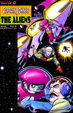 Captain Johner and the Aliens Vol 1 2