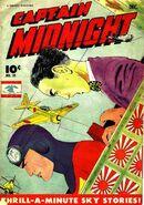 Captain Midnight Vol 1 35