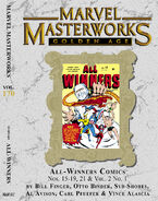 Marvel Masterworks Vol 1 170