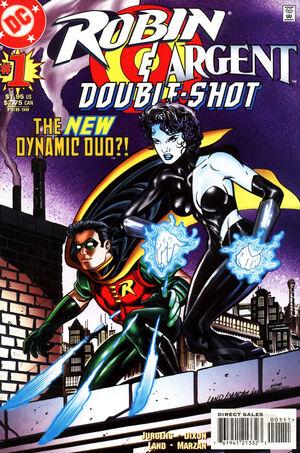 Robin Argent Double Shot Vol 1 1