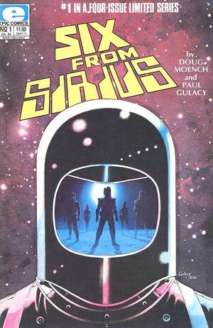 Six From Sirius Vol 1 1