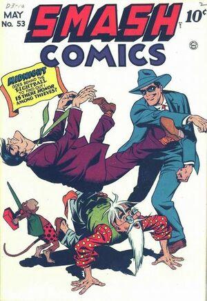 Smash Comics Vol 1 53
