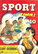 Sport Comics Vol 1 1