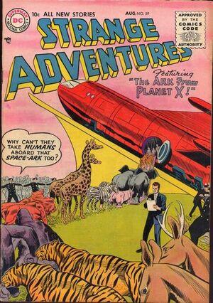 Strange Adventures Vol 1 59