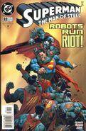 Superman Man of Steel Vol 1 88