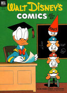 Walt Disney's Comics and Stories Vol 1 150
