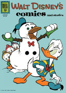 Walt Disney's Comics and Stories Vol 1 256
