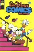 Walt Disney's Comics and Stories Vol 1 477