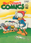 Walt Disney's Comics and Stories Vol 1 74