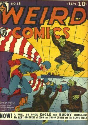 Weird Comics Vol 1 18