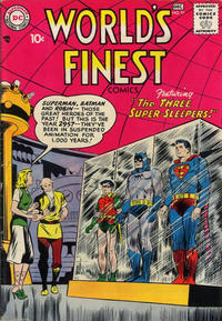 World's Finest Comics Vol 1 91