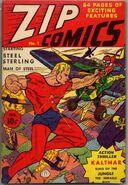 Zip Comics Vol 1 1