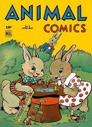 Animal Comics Vol 1 8
