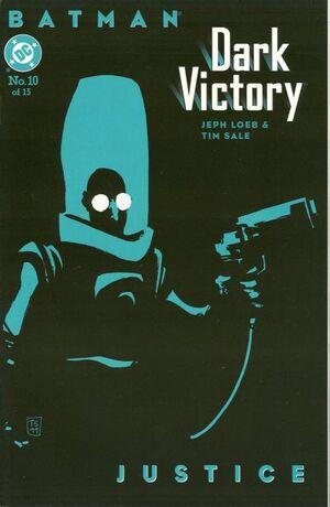 Batman Dark Victory Vol 1 10