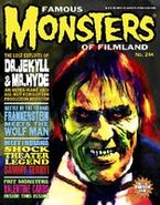 Famous Monsters of Filmland Vol 1 244