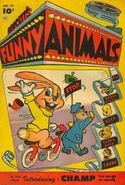 Fawcett's Funny Animals Vol 1 77